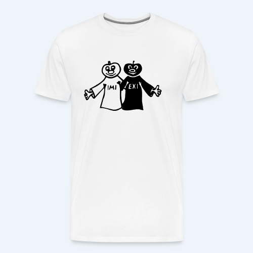IMI EXI - Männer Premium T-Shirt