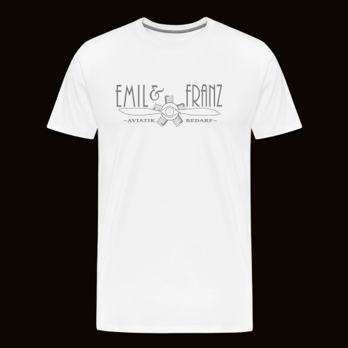 EmilUndFranz - Männer Premium T-Shirt