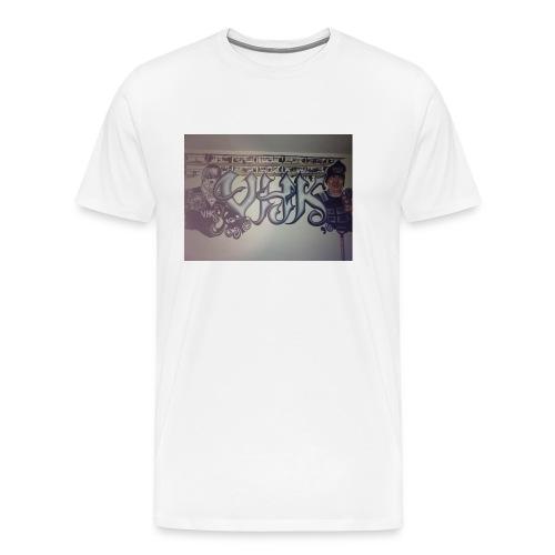 Værebro - Herre premium T-shirt