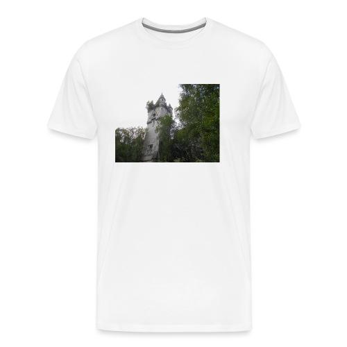 Chateau De Noisy - Premium-T-shirt herr