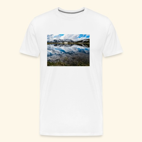 The Flood - Men's Premium T-Shirt