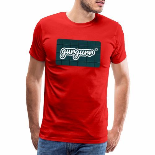 Tiler Pigeon - Männer Premium T-Shirt