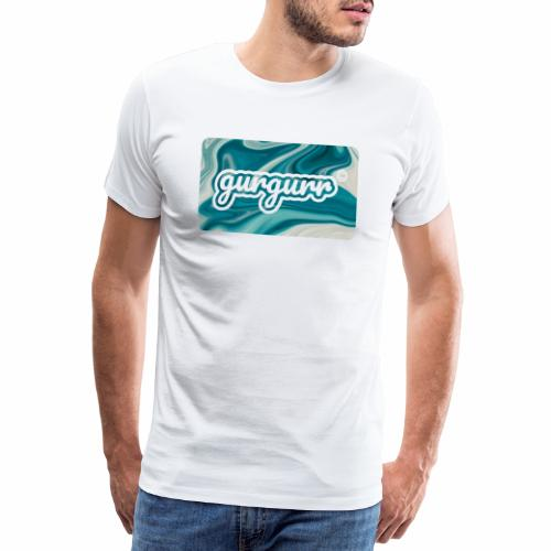 Flow Pigeon - Männer Premium T-Shirt