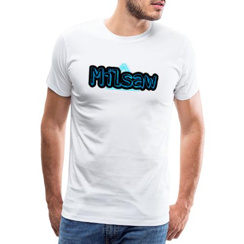 MIlsaw - Premium-T-shirt herr