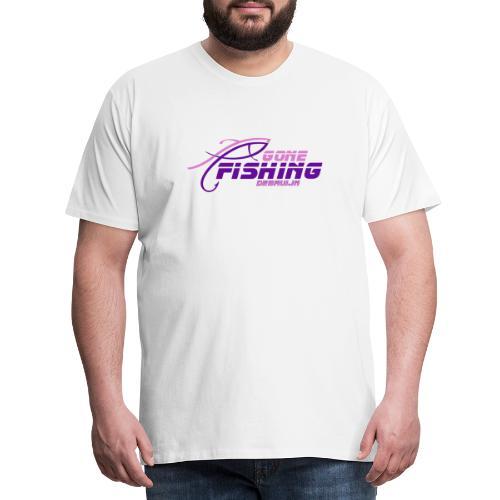 GONE-FISHING (2022) DEEPSEA/LAKE BOAT P-COLLECTION - Men's Premium T-Shirt