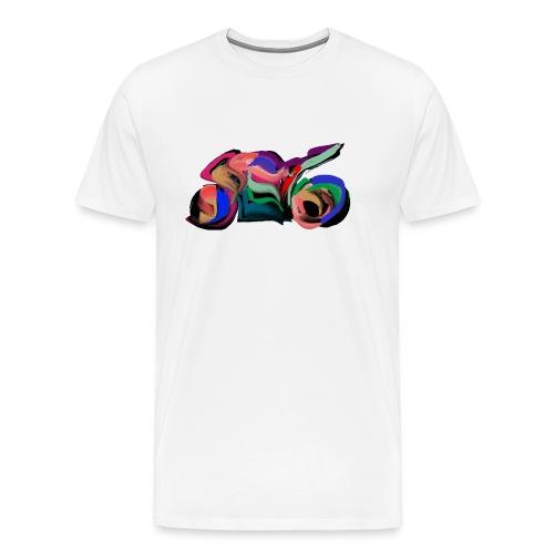 Superbiker - Camiseta premium hombre