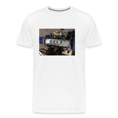 Motor tröja - Premium-T-shirt herr