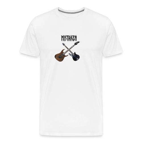 MISTAKEN bans - Men's Premium T-Shirt