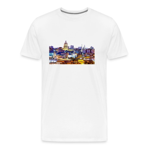 whereisit - T-shirt Premium Homme