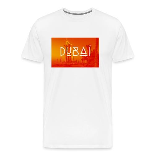 Dubaï - T-shirt Premium Homme