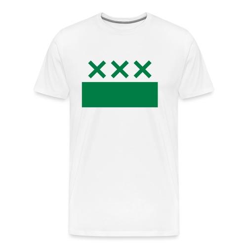 groen - Mannen Premium T-shirt