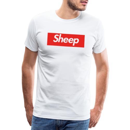 Sheep - Mannen Premium T-shirt