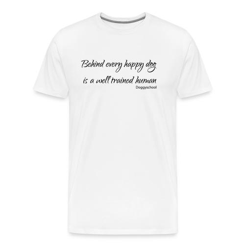Shopper 2 - Männer Premium T-Shirt