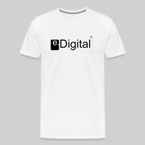 e.Digital - T-shirt Premium Homme