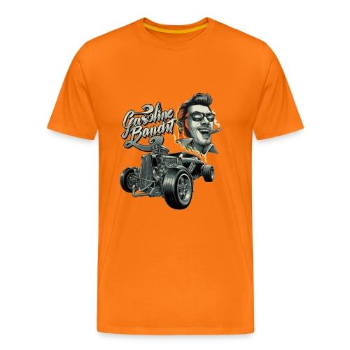 Bandit Dragster - Maglietta Premium da uomo