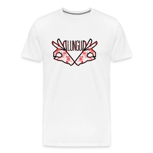 red png - Männer Premium T-Shirt