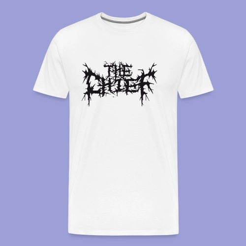 The Chief Mug Metal Logo - Männer Premium T-Shirt