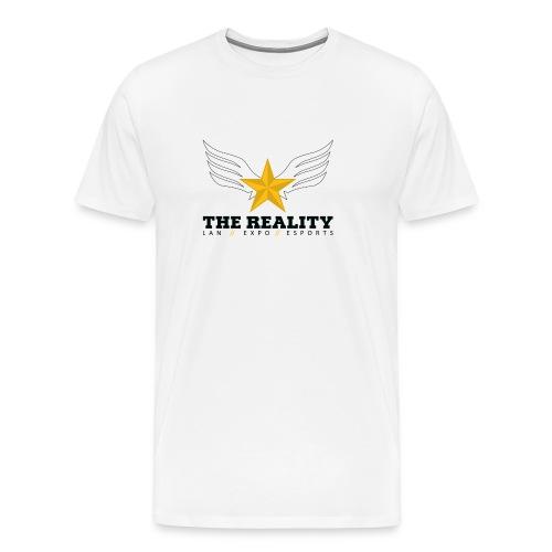 The Reality Mug - Mannen Premium T-shirt