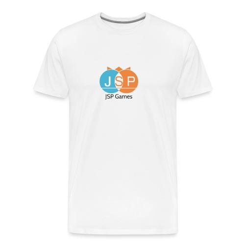 JSPGames_logo - Männer Premium T-Shirt