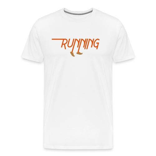 Running - Maglietta Premium da uomo