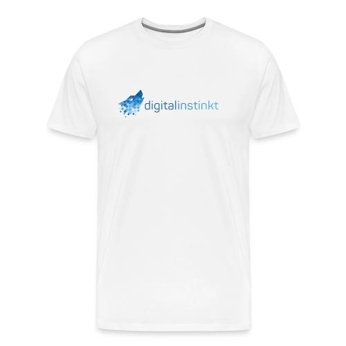 digitalinstinkt® Logo - Männer Premium T-Shirt