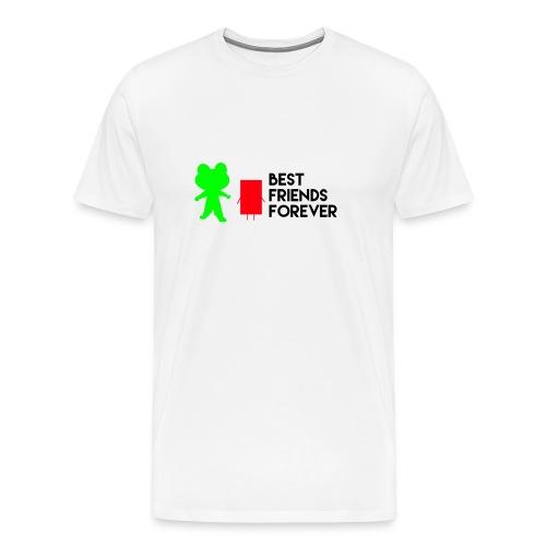 Best friends forever - Men's Premium T-Shirt