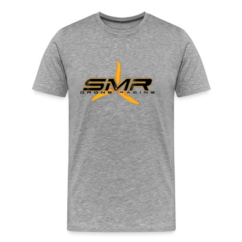 SMR WHITE - T-shirt Premium Homme