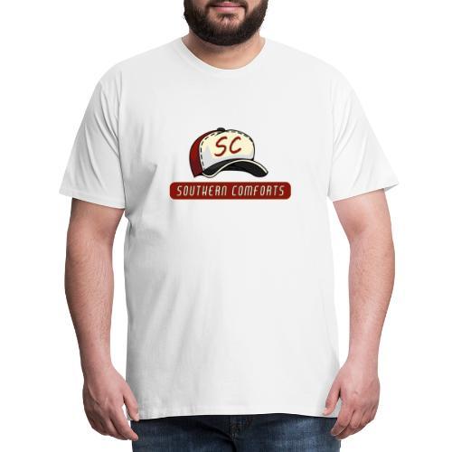 SC Logo - Herre premium T-shirt