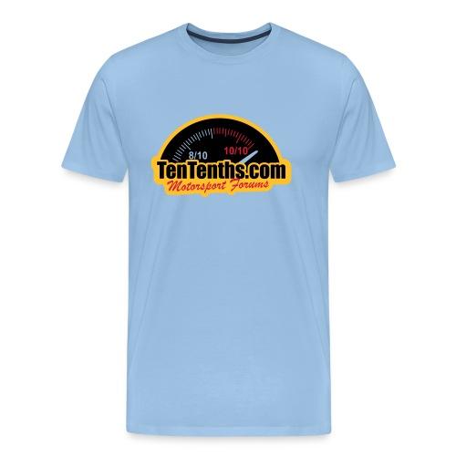 3Colour_Logo - Men's Premium T-Shirt