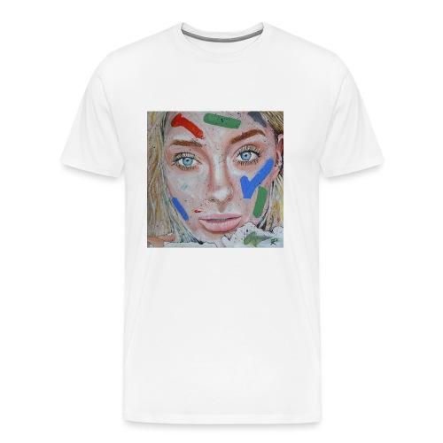 Anna - Maglietta Premium da uomo