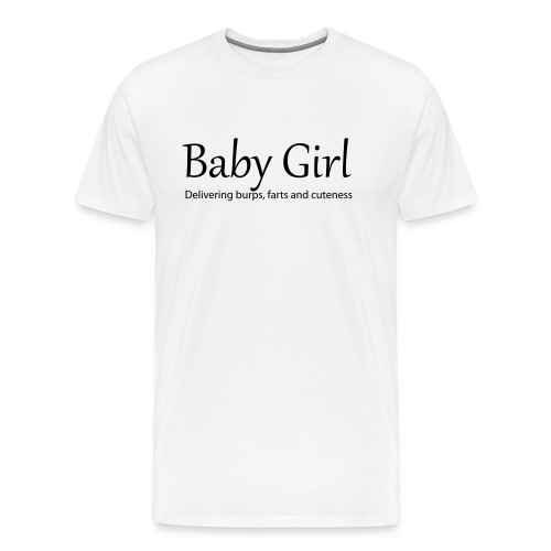 Baby girl - Men's Premium T-Shirt