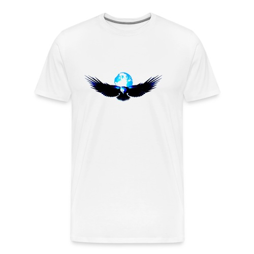 eagle earth - Mannen Premium T-shirt