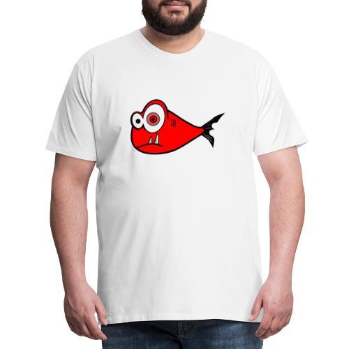 Red Fish - Camiseta premium hombre