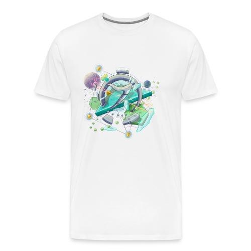 Zenon Orbital - Men's Premium T-Shirt