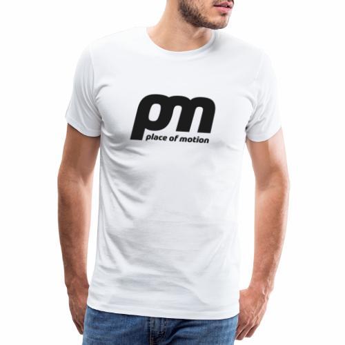Place of Motion (black) - Männer Premium T-Shirt