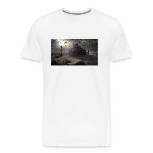 Fantasy world - Männer Premium T-Shirt