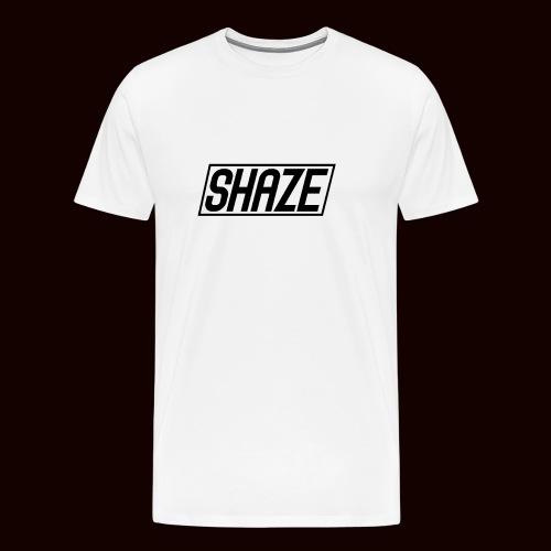 Shaze T-Shirt - Mannen Premium T-shirt