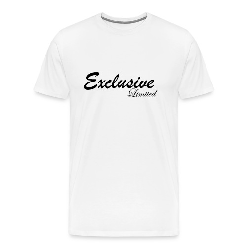 Exclusive Limited - Men's Premium T-Shirt