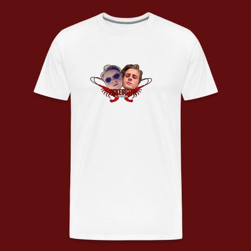 Rekegutta 2 Collection - s5 Cover - Deluxe - Premium T-skjorte for menn