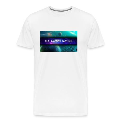 freash basball cap - Men's Premium T-Shirt