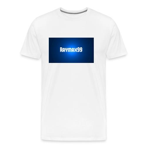 Raymax99 Herr Tröja - Premium-T-shirt herr