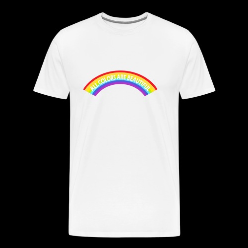 All colors are beatiful - Männer Premium T-Shirt