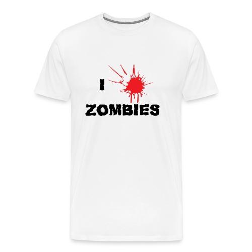 I Zombies - T-shirt Premium Homme