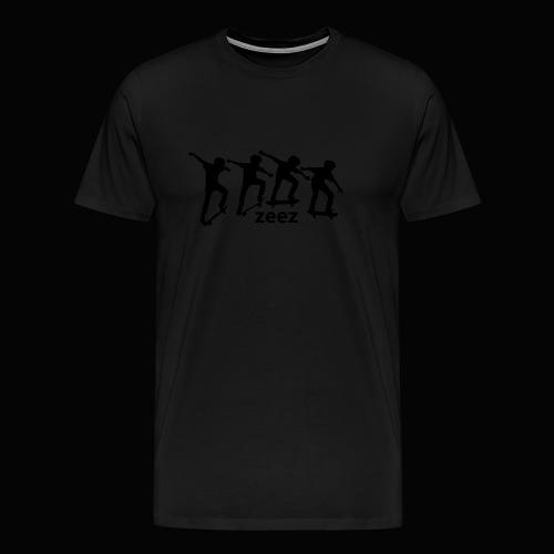 zeez skate - T-shirt Premium Homme