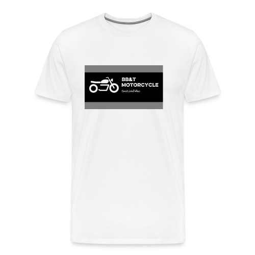 BB&T Motorcycle - Men's Premium T-Shirt
