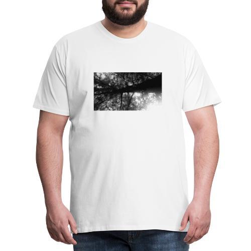 Gray's Tree false - Männer Premium T-Shirt