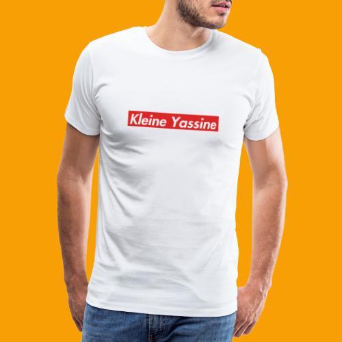 Kleine Yassine (''Spreme'' Namaak) - Mannen Premium T-shirt