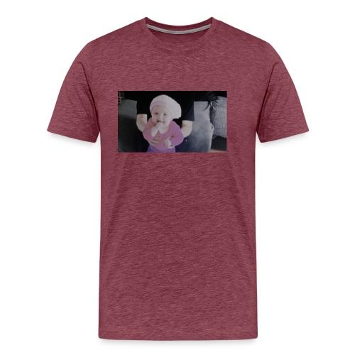 syster - Premium-T-shirt herr