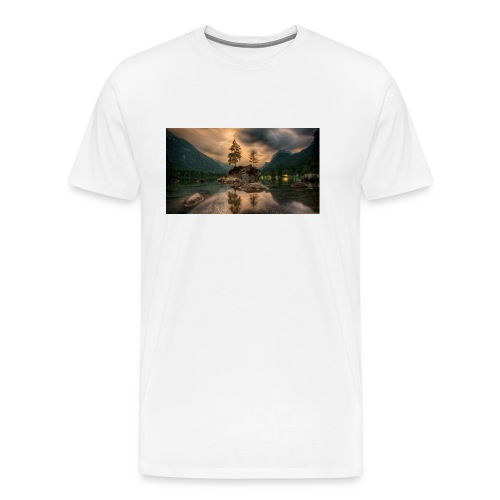 B27E19A6 D761 498C B2D7 1FF201233B2C - Männer Premium T-Shirt