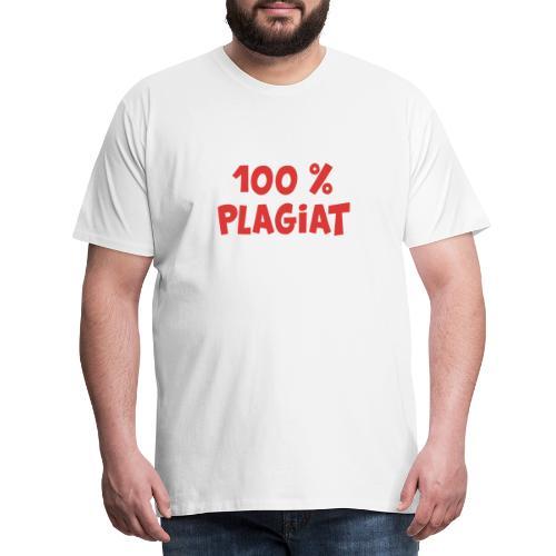 100% Plagiat - T-shirt Premium Homme